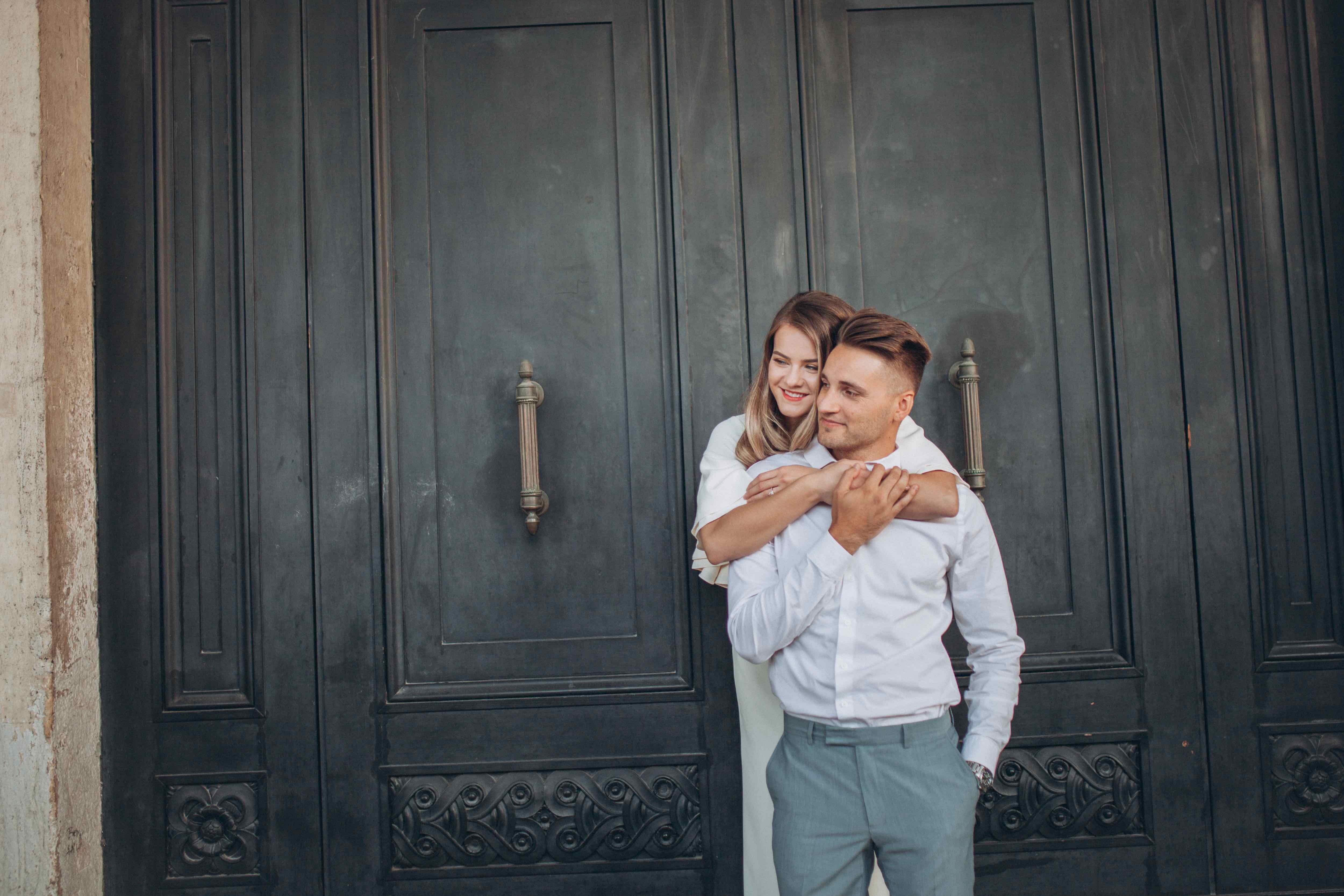 Михаил и Инесса