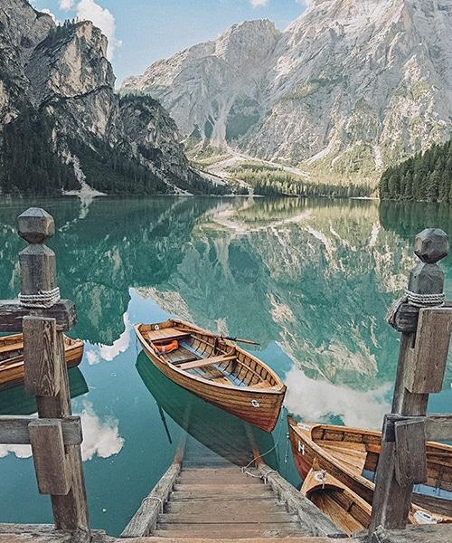 Фото-тур по северу Италии